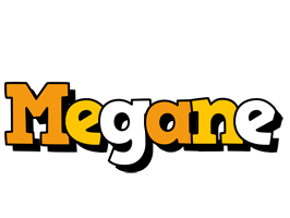 Megane cartoon logo