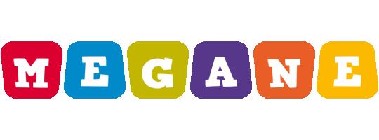 Megane daycare logo