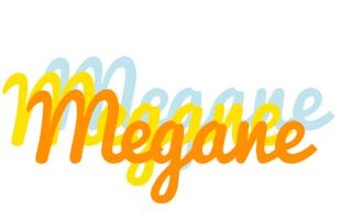 Megane energy logo