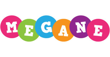 Megane friends logo