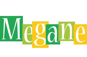 Megane lemonade logo