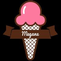 Megane premium logo