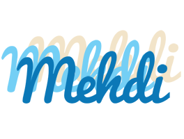 Mehdi breeze logo