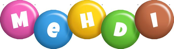 Mehdi candy logo