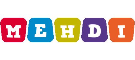 Mehdi daycare logo