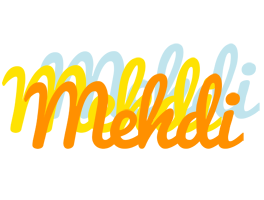 Mehdi energy logo