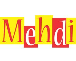Mehdi errors logo