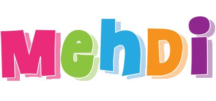 Mehdi friday logo