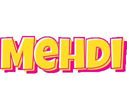 Mehdi kaboom logo