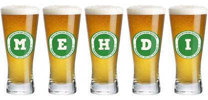 Mehdi lager logo