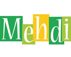 Mehdi lemonade logo