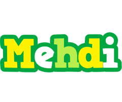 Mehdi soccer logo