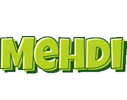 Mehdi summer logo