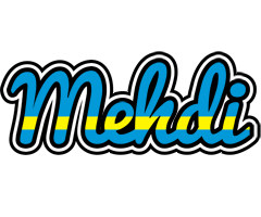 Mehdi sweden logo