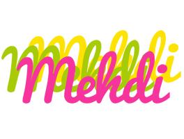 Mehdi sweets logo