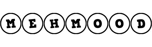 Mehmood handy logo