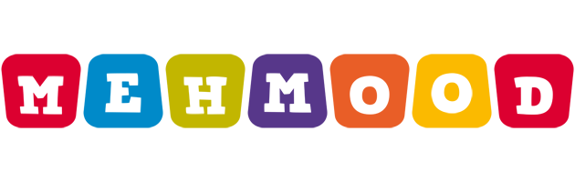 Mehmood kiddo logo