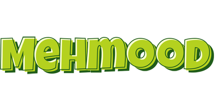 Mehmood summer logo