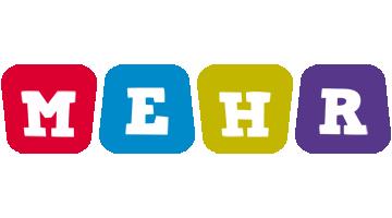 Mehr daycare logo