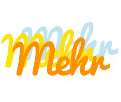 Mehr energy logo