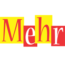 Mehr errors logo