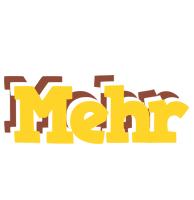 Mehr hotcup logo