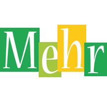 Mehr lemonade logo