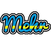 Mehr sweden logo
