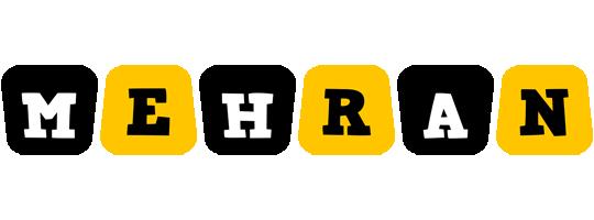 Mehran boots logo