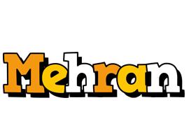 Mehran cartoon logo