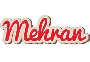 Mehran chocolate logo