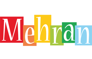 Mehran colors logo