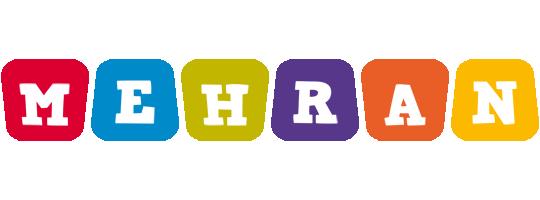 Mehran daycare logo