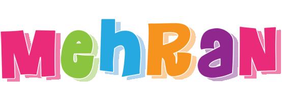Mehran friday logo