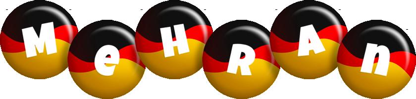 Mehran german logo