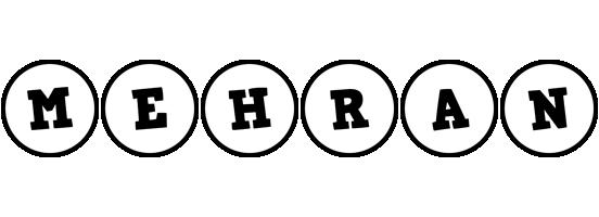 Mehran handy logo