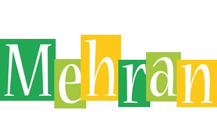Mehran lemonade logo