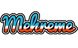 Mehreme america logo