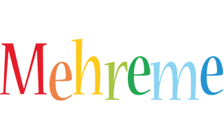 Mehreme birthday logo