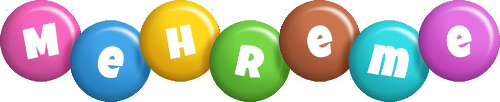 Mehreme candy logo