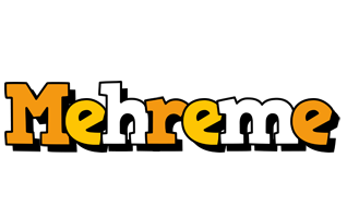 Mehreme cartoon logo