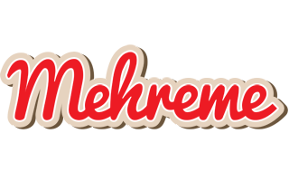 Mehreme chocolate logo