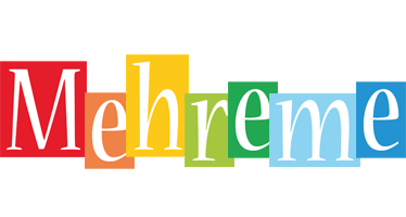Mehreme colors logo