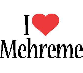Mehreme i-love logo