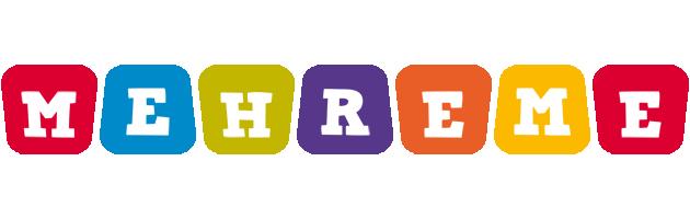 Mehreme kiddo logo