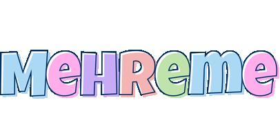 Mehreme pastel logo
