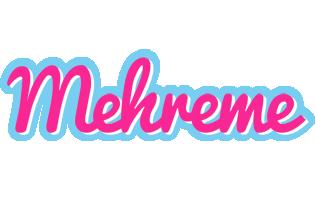 Mehreme popstar logo