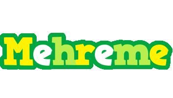 Mehreme soccer logo