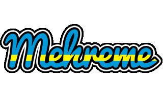 Mehreme sweden logo