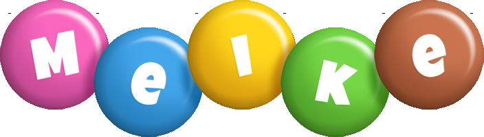Meike candy logo